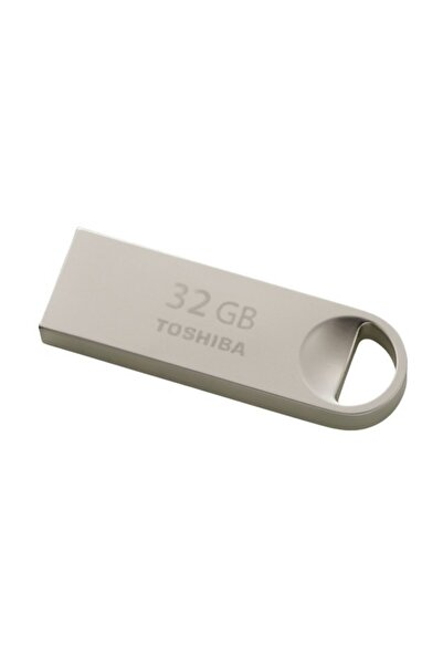 Toshiba 32Gb  TransMemory Mini Metal Flash Bellek