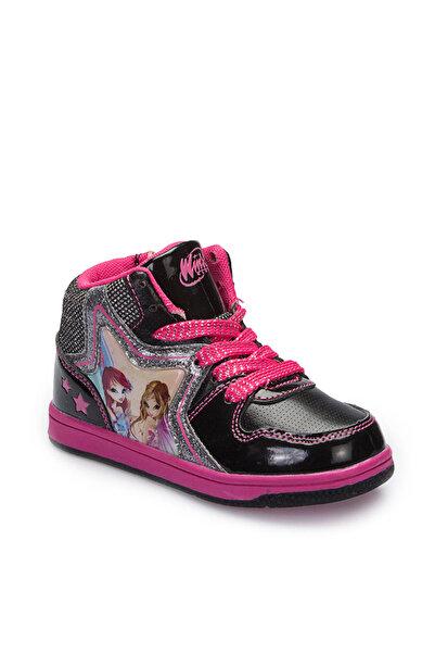 winx A3360063 Siyah Kız Çocuk Sneaker 100223016