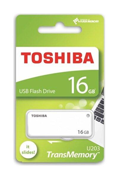 Toshiba 16Gb TransMemory Flash Bellek