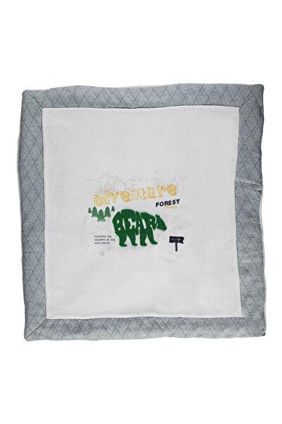 Bebetto Penye Elyaflı Bebek Battaniye 85X90 B578 Yeşil /