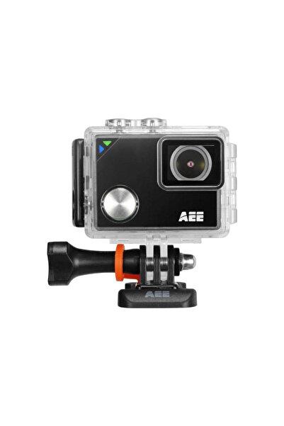 AEE Lyfe Silver S91 4K Aksiyon Video Kamera 4K