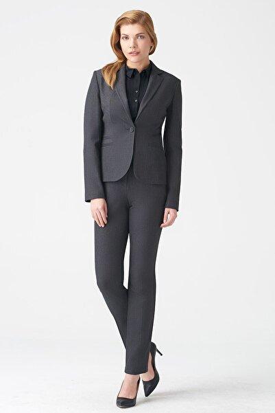 Naramaxx Kadın Gri Ceket 17K11111Y245