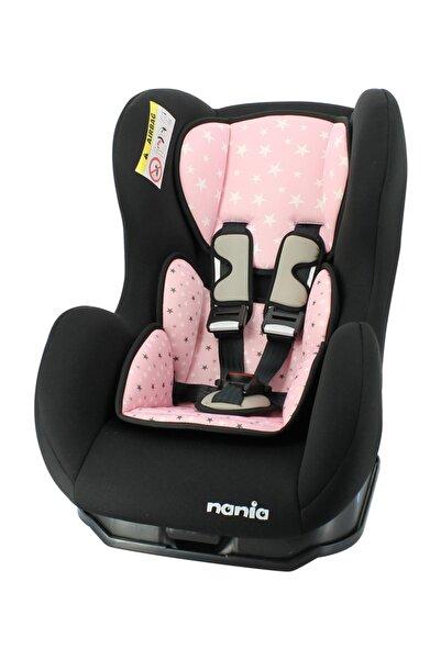 NANIA ComfyMax Cosmo 0-25kg Oto Koltuğu - Skyline Pink