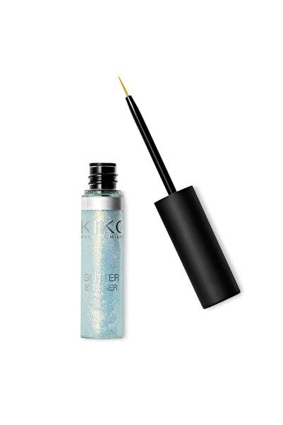 KIKO Eyeliner - Glitter Eyeliner 01 Multicolour 8025272611084
