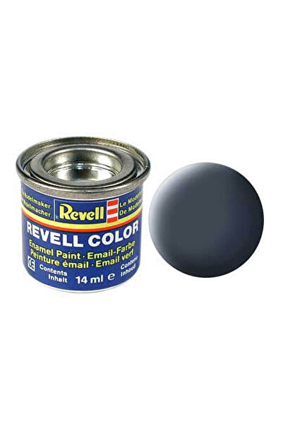 REVELL Email Color Mat Gri 14ml-32109