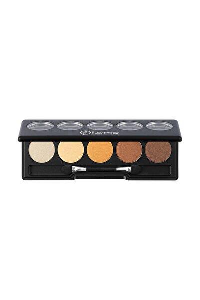 Flormar Color Palette Eyeshadow Altın Göz Farı 004 8690604051571