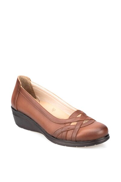 Polaris 5 Nokta 91.100680.Z Taba Kadın Ayakkabı 100373410