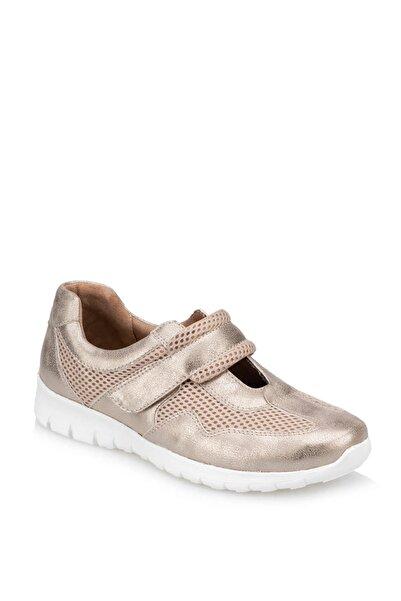 Polaris TRV910006 Altın Kadın Ayakkabı 100373588