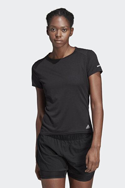 adidas Kadın T-shirt - Run it Tee W - CG2020