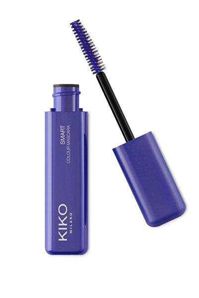 KIKO Panoramik Hacim Efektli Maskara - Smart Colour Mascara 02 Electric Blue 8025272627283