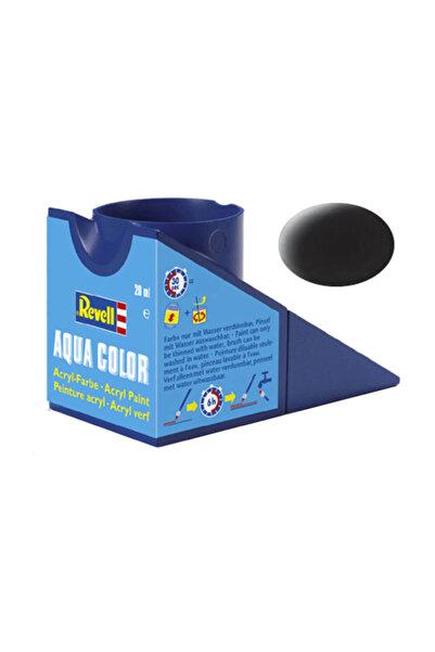 REVELL Aqua Color Parlak Siyah 18ml-36107