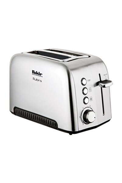 Fakir Rubra İnox Ekmek Kızartma Makinası