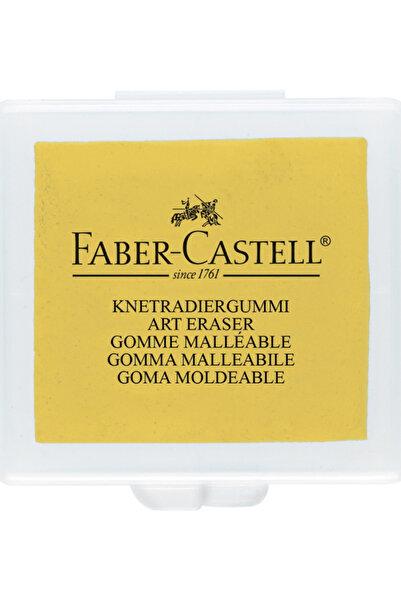 Faber Castell Hamur Silgi - Sarı 5616969