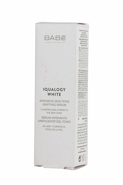 Babe Iqualogy White Intensive Skin Tone Serum 30ml 8437004389203