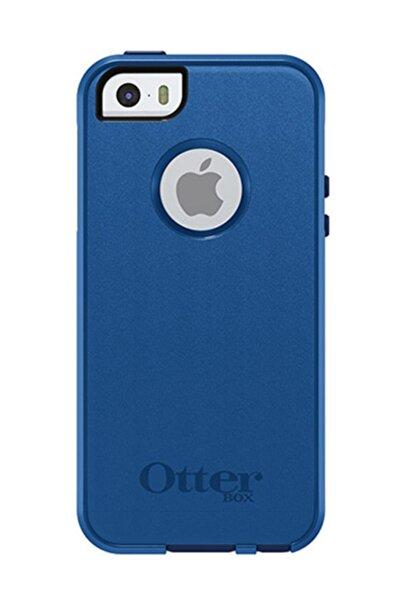 OTTERBOX iPhone SE/5S/5 Commuter Kılıf - Mavi-Lacivert