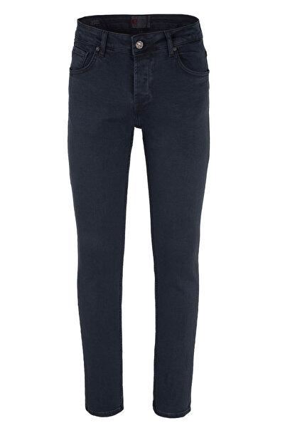 Five Pocket Erkek Lacivert Jeans - 7131F283Artos