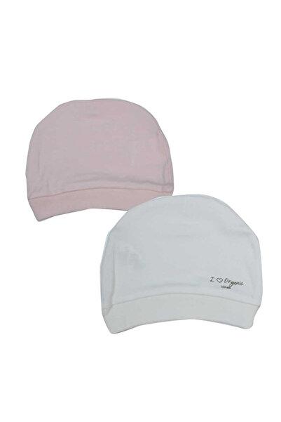 Baby Center S76 56 Li Organik Bebek Şapkası