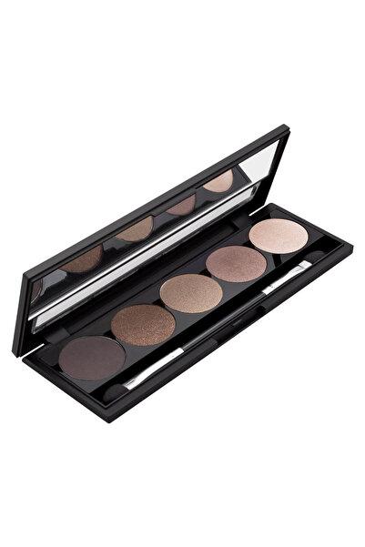 Catherine Arley 5?li Göz Farı Paleti - Palette Eyeshadow 5 Colors 06 8691167523956