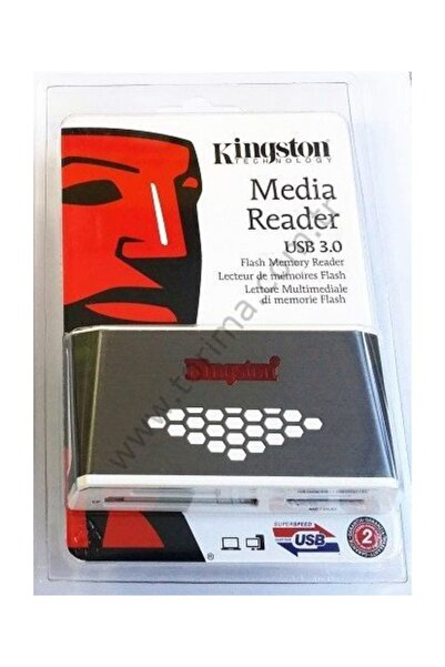 Kingston KINGSTON FCR-HS4 USB 3.0 KART OKUYUCU