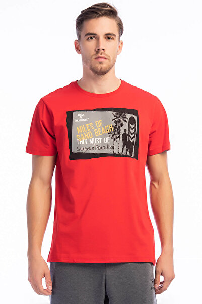 HUMMEL Erkek T-shirt Hmlmıley Ss Tee