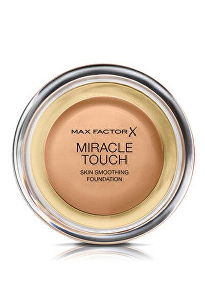Kompakt Fondöten - Miracle Touch Foundation 080 Bronze 5011321338586