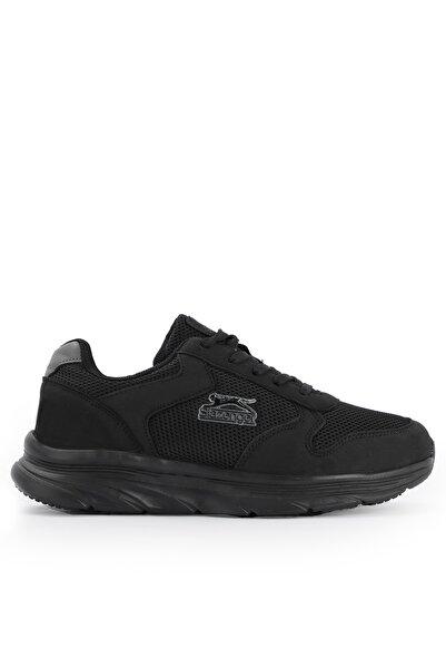Slazenger Kadın Siyah Strong Sneaker Sa11rk045
