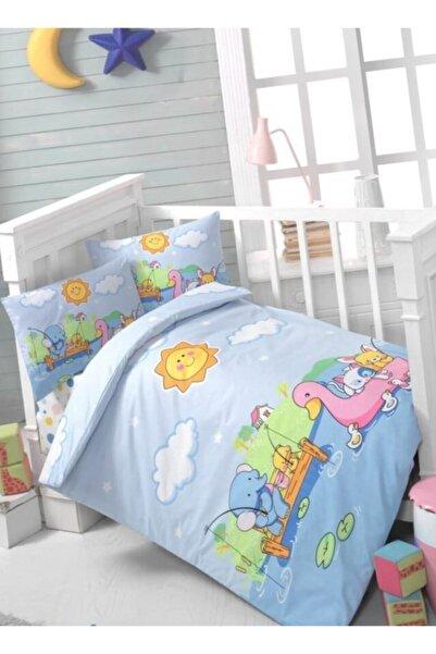 Patik Home Patik Baby 100% Pamuk Ranforce Bebek Nevresim Takımı