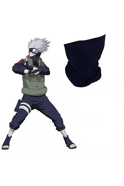 Köstebek Anime Naruto Hatake Kakashi Cosplay Yüz Maskesi