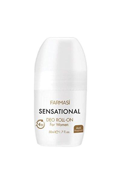 Farmasi Sensatıonal 50 ml  Kadın Deodorant  Roll-on