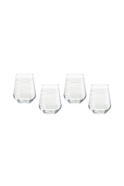 Mudo Concept Gusto 4lü Meşrubat Bardağı Seti 425ml
