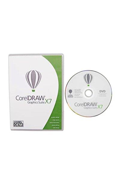 COREL Draw Graphics Suite X7 - Ticari Sürüm ( 1 Bilgisayar Ömür Boyu )
