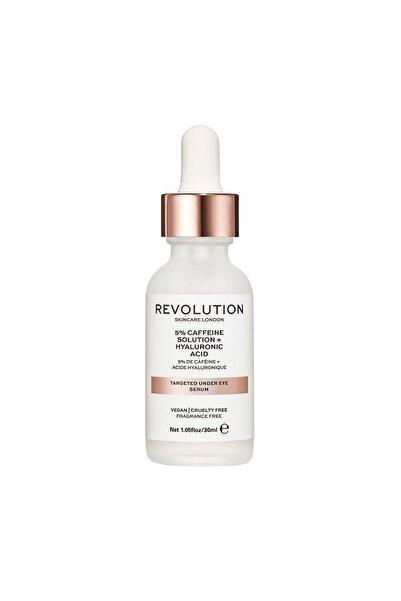 Revolution Skincare Göz Serumu Kafein Ve Hyaluronik Asit 30 Ml