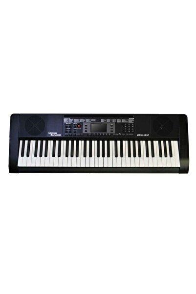 Manuel Raymond Org Piyano Tuşlu Mrk6125p