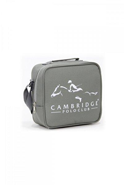Cambridge Polo Club Beslenme Çantası Plbsl80007 Gri