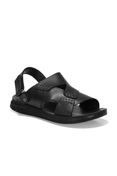 Polaris 400700.M1FX Siyah Erkek Sandalet 101030550