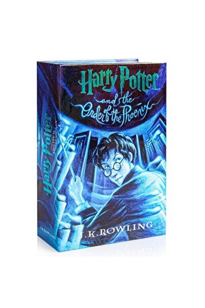 GiFi Kitap Görünümlü Kilitli Gizli Kasa Harry Potter Lisanslı Kumbara