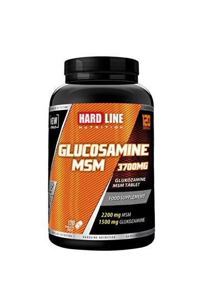 Hardline Glucosamine Msm 120 Tablet