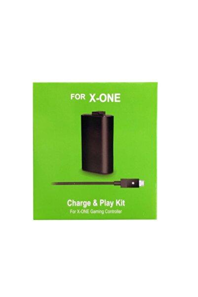 Dobe Siyah Xbox One X Xbox One S Şarj Kiti