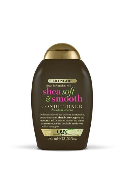 OGX Shea Soft Smooth Saç Kremi 385 ml 022796972514