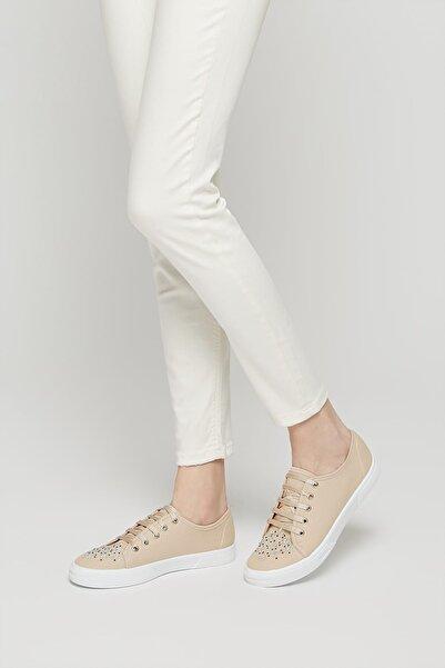 Polaris 91.311604.z Bej Kadın Sneaker Ayakkabı 100351525