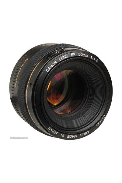 Canon EF 50mm f/1.4 USM Lens (Canon Eurasia Garantili)