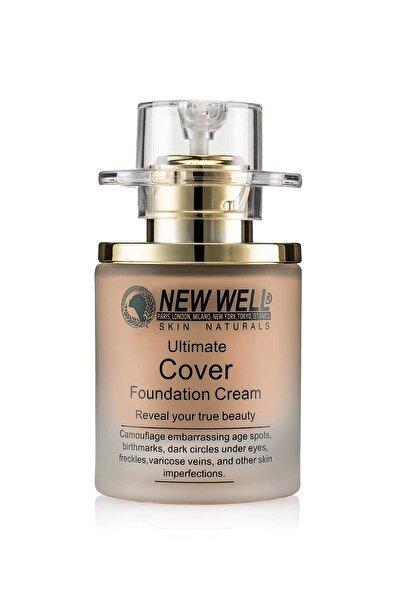 New Well Cover Şişe Fondöten 02 30 ml 8680923306827