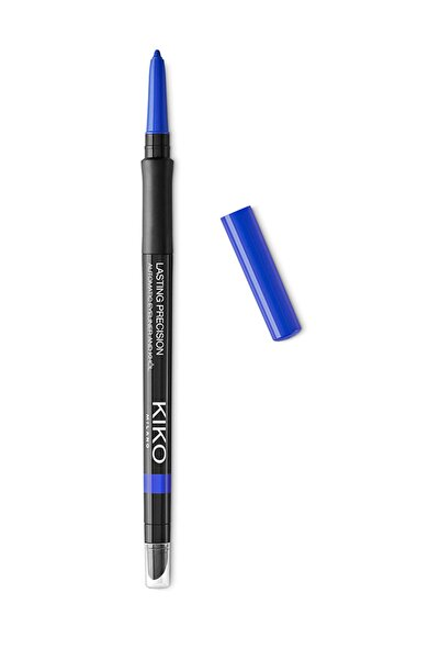 KIKO Eyeliner - Lasting Precision Automatic Eyeliner & Kajal 07 Cobalt 0.35 gr 8025272616324