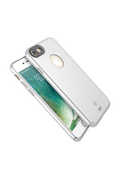 Totu Design TotuDesign Color iPhone 7 Gümüş Gri Kılıf
