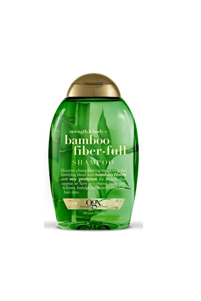 OGX Şampuan Bamboo 385 ml 022796977014