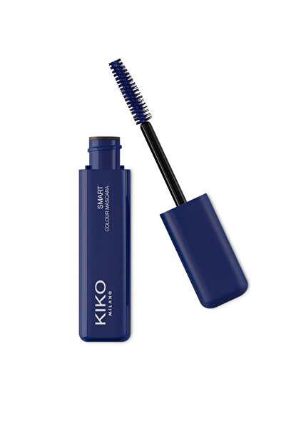 KIKO Panoramik Hacim Efektli Maskara - Smart Colour Mascara 07 Navy Blue 8025272638012