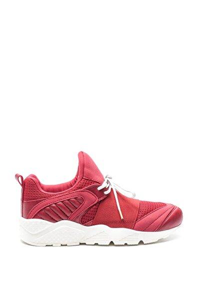 Bulldozer Kırmızı Kadın Sneaker TR_BUL-18270