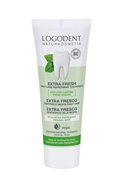 Organik günlük Bakım Diş Macunu - Nane Özlü- 75 ml