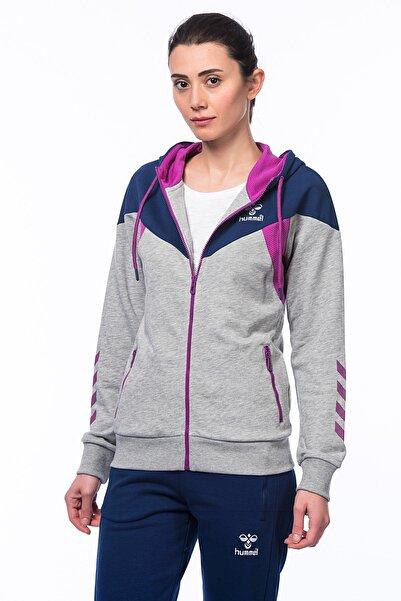 HUMMEL Kadın Sweatshirt Imogen Zip Hoodie