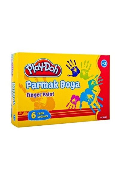 Play Doh Playdoh Parmak Boya 6 Renk 30 Ml